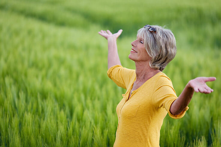 Stress and Relief of Parkinson's Symptoms