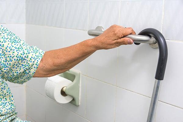 Preventing Bathroom Falls