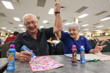 Seniors Out and About in the Twin Cities:The Games are Back!