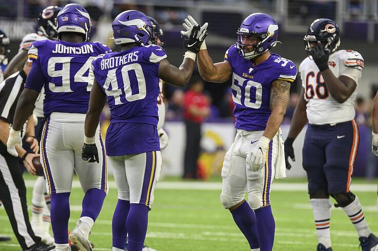 Seniors Out and About in the Twin Cities: Vikings Football