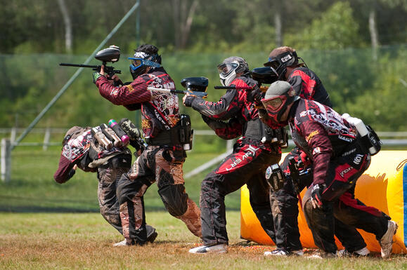 Paintball Event - 26 April 2019 - Executive MBA HEC Lausanne