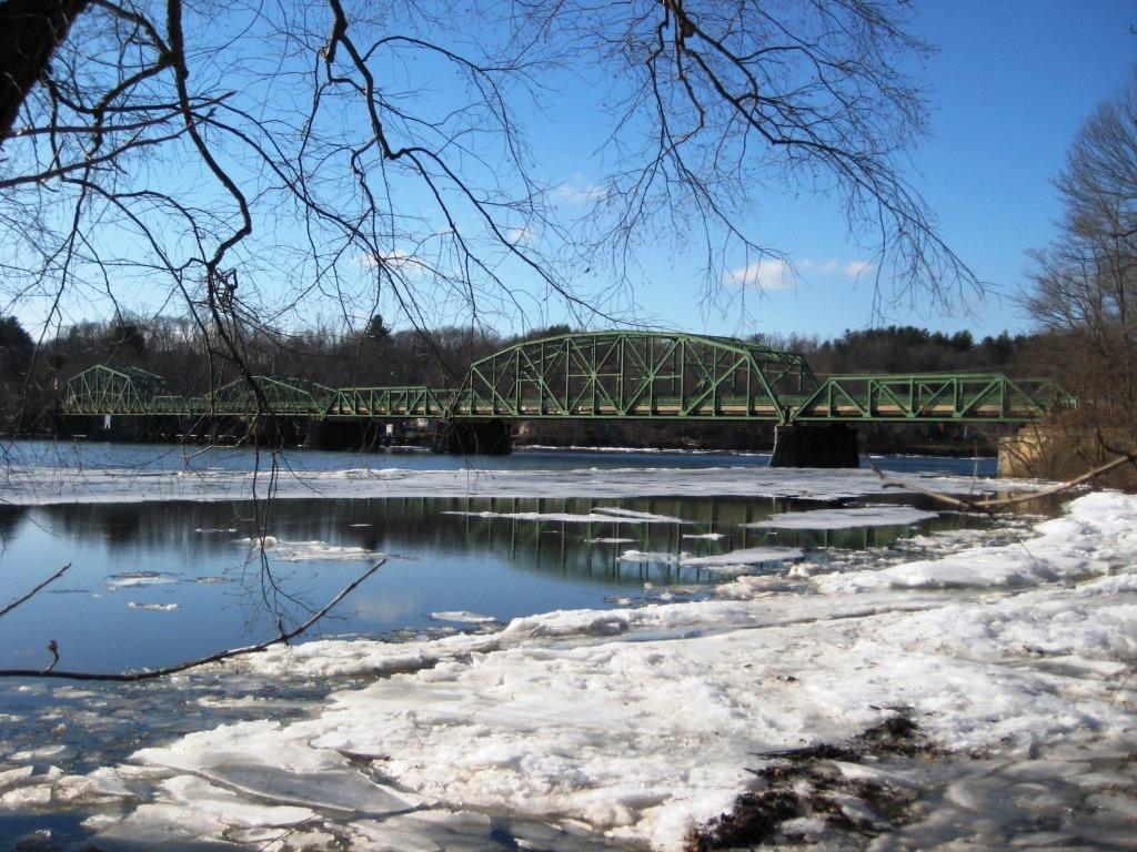 Rocks Village Vehicle Bridge