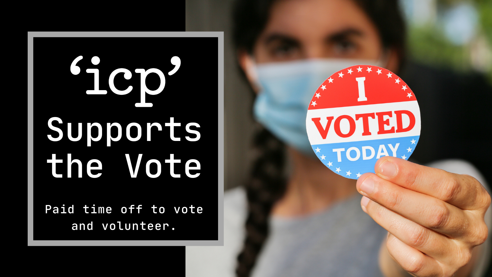 ICP supports the vote