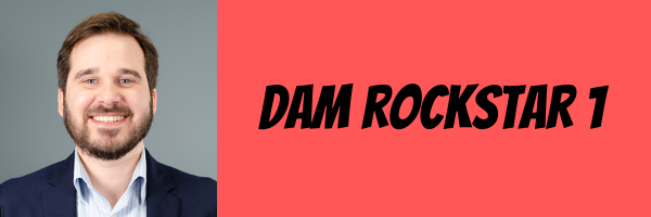 DAM Rockstar 1: Getting stakeholder buy-in to a winning plan