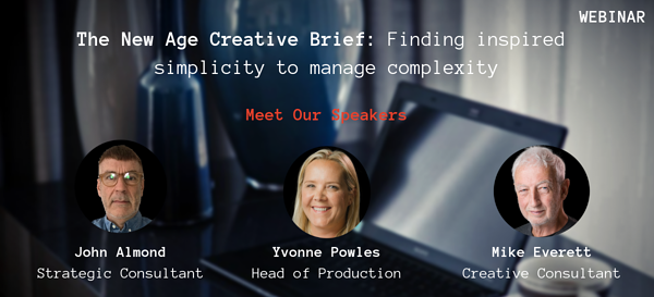 Creative Ops: the New Age Creative Brief - finding inspired simplicity to manage complexity  Thumbnail