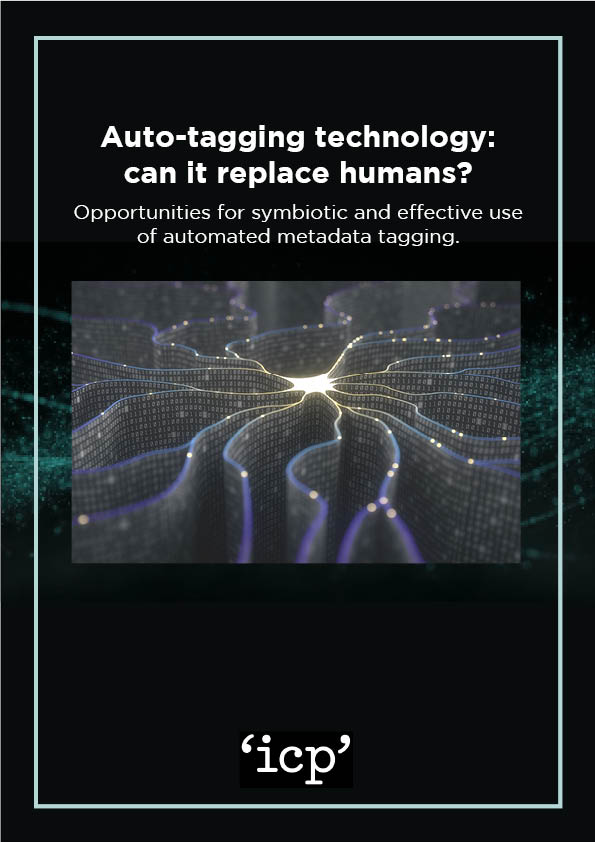 Auto-tagging technology: can it replace humans?  Cover
