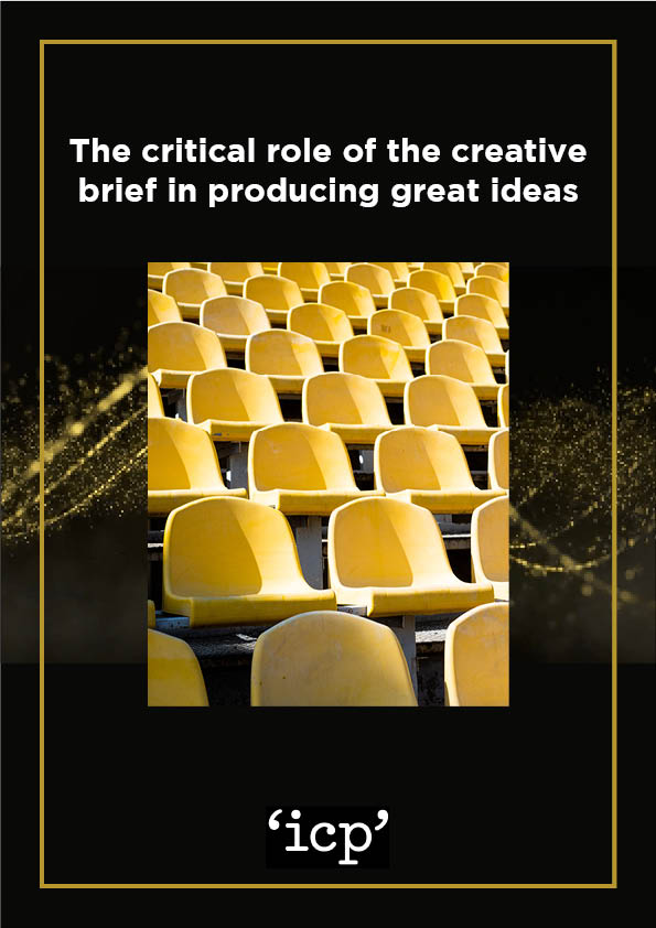 The Critical Role of the Creative Brief in Producing Great Ideas Cover