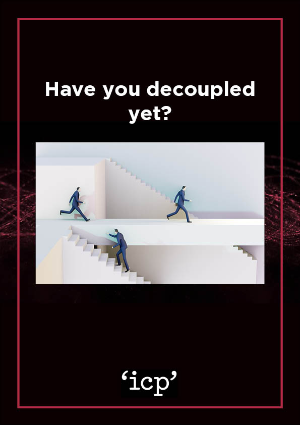 Have you decoupled yet? Cover