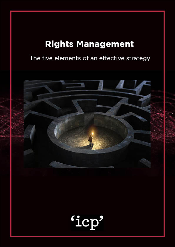 Rights Management: The Five Elements of An Effective Strategy Cover