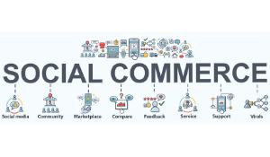 How is social commerce supporting DTC brands?