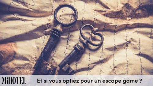 Team-building à Lyon : et si vous optiez pour un escape game ?