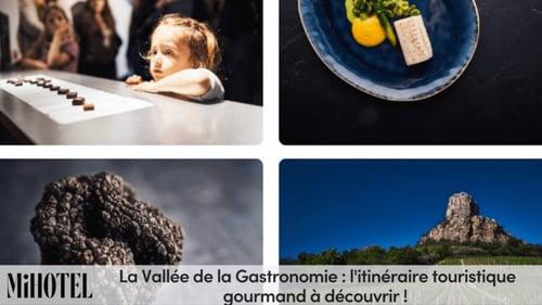 La Vallée de la Gastronomie : l'itinéraire touristique gourmand à découvrir lors de votre séjour à Lyon !