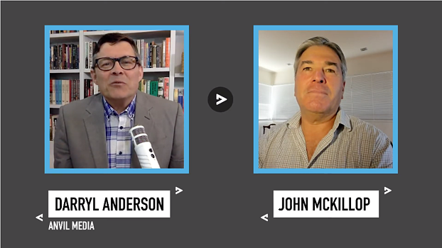 Video interview between Darryl Anderson and John McKillop