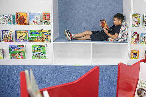 Intentional spaces to inspire learning