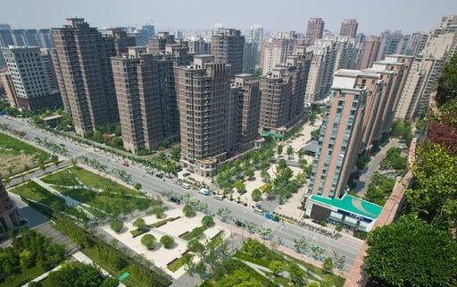 Shanghai Neighborhoods: Hongqiao and Gubei