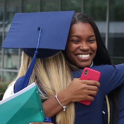 Kendra, Class of '18--Oakland University
