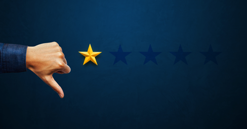5 Golden Rules of Responding to Negative Reviews Online