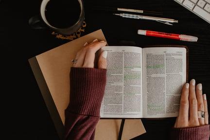 Top 5 Bible Study Tips