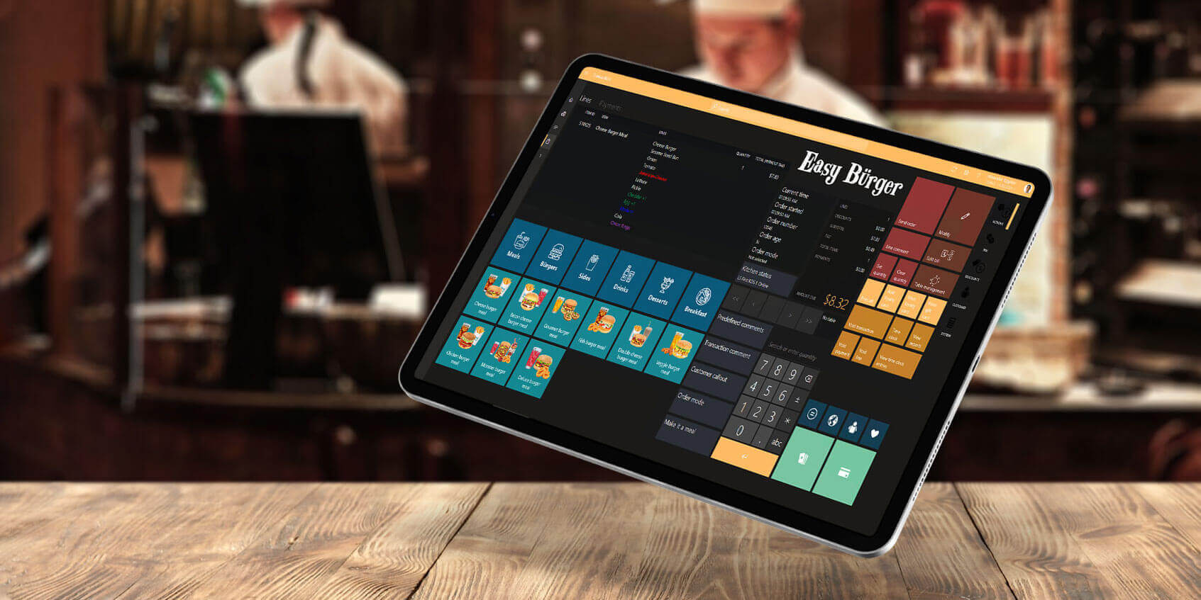 4 ways to increase productivity in your restaurant chain with the right POS design