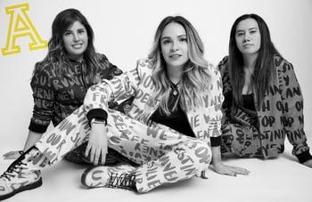 Alumnas de la Maestría de moda y Mercadotecnia llevan a cabo una colaboración con la marca mexicana Merkabà