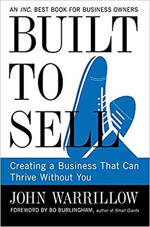 Book cover - Built to Sell