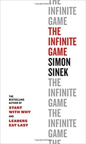Book cover - Infinite game