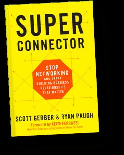 Super Connector book