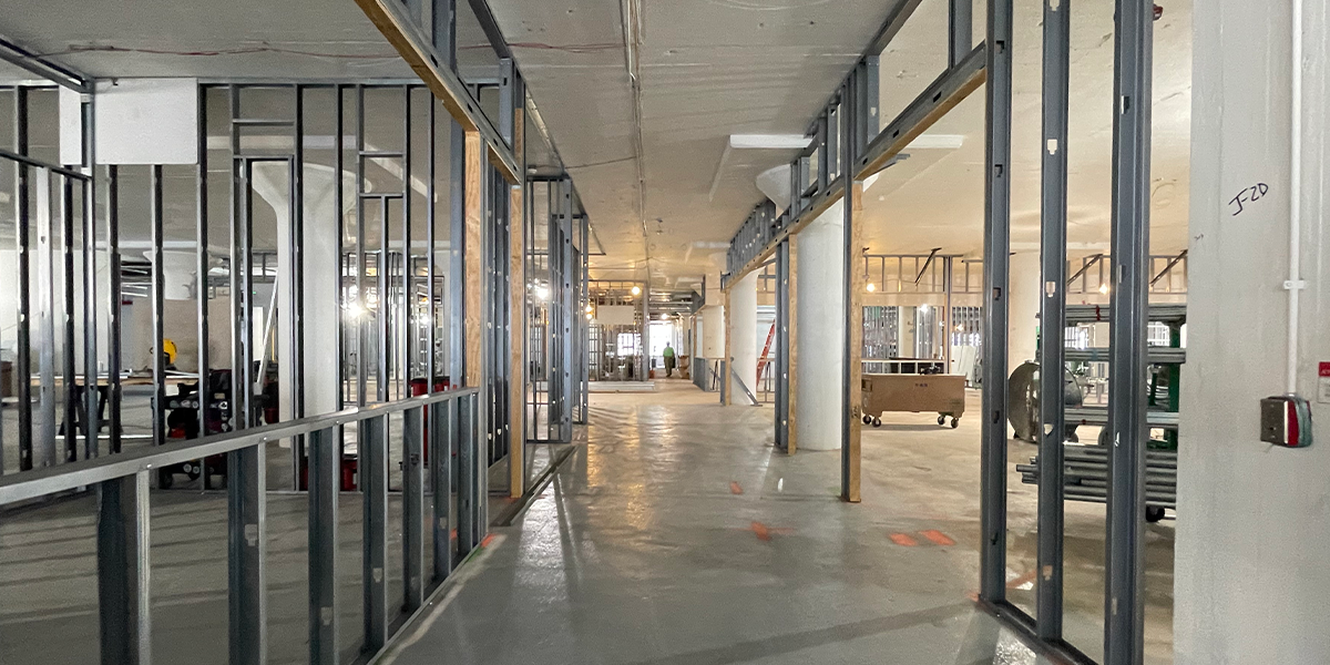 A First Look Inside the New Biomeme Corporate Headquarters