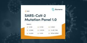 Introducing SARS-CoV-2 Mutation Panel 1.0 by Biomeme