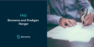 Frequently Asked Questions: Biomeme and Predigen Merger