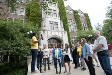 College Tours in 2021