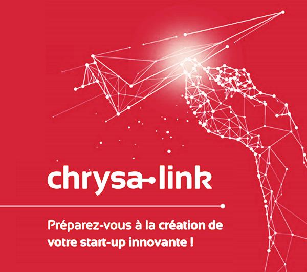 La SATT Aquitaine Science Transfert annonce chrysa-link, l'incubateur deep-tech néo-aquitain.