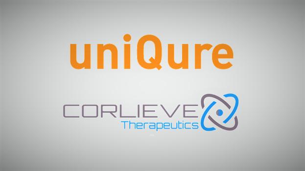 uniQure fait l'acquisition de Corlieve Therapeutics afin de développer son programme innovant de thérapie génique pour traiter l'épilepsie du lobe temporal