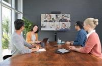 Le soluzioni di videoconferenza per sale riunioni di nuova generazione
