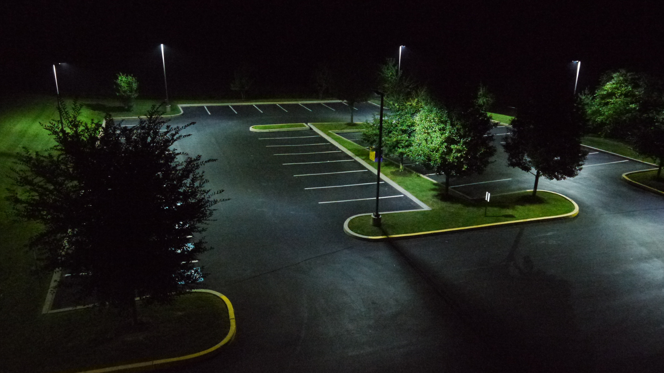 Everything You Need To Know About Outdoor LED Lighting