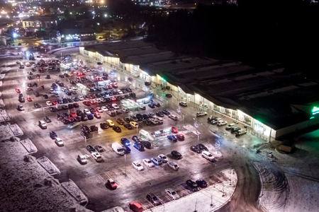 Reduce Operating Costs with LED Lighting