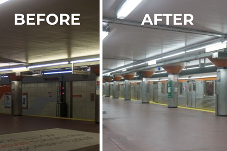 Commercial LED Lighting Case Study & Considerations