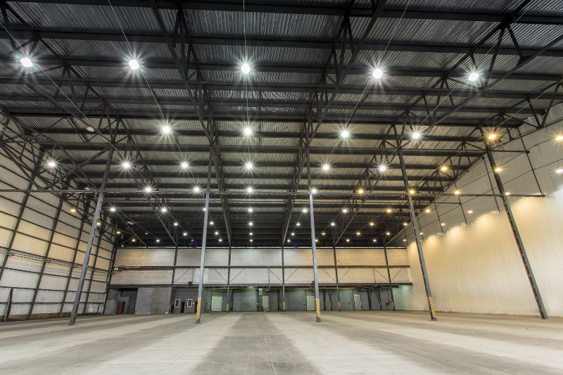 LED Warehouse Lighting: 3 Reasons to Use LEDs in Your Warehouse