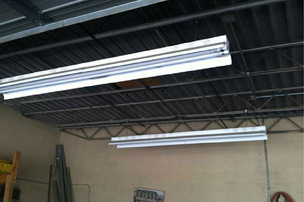 Three Common Problems with Fluorescent Lighting