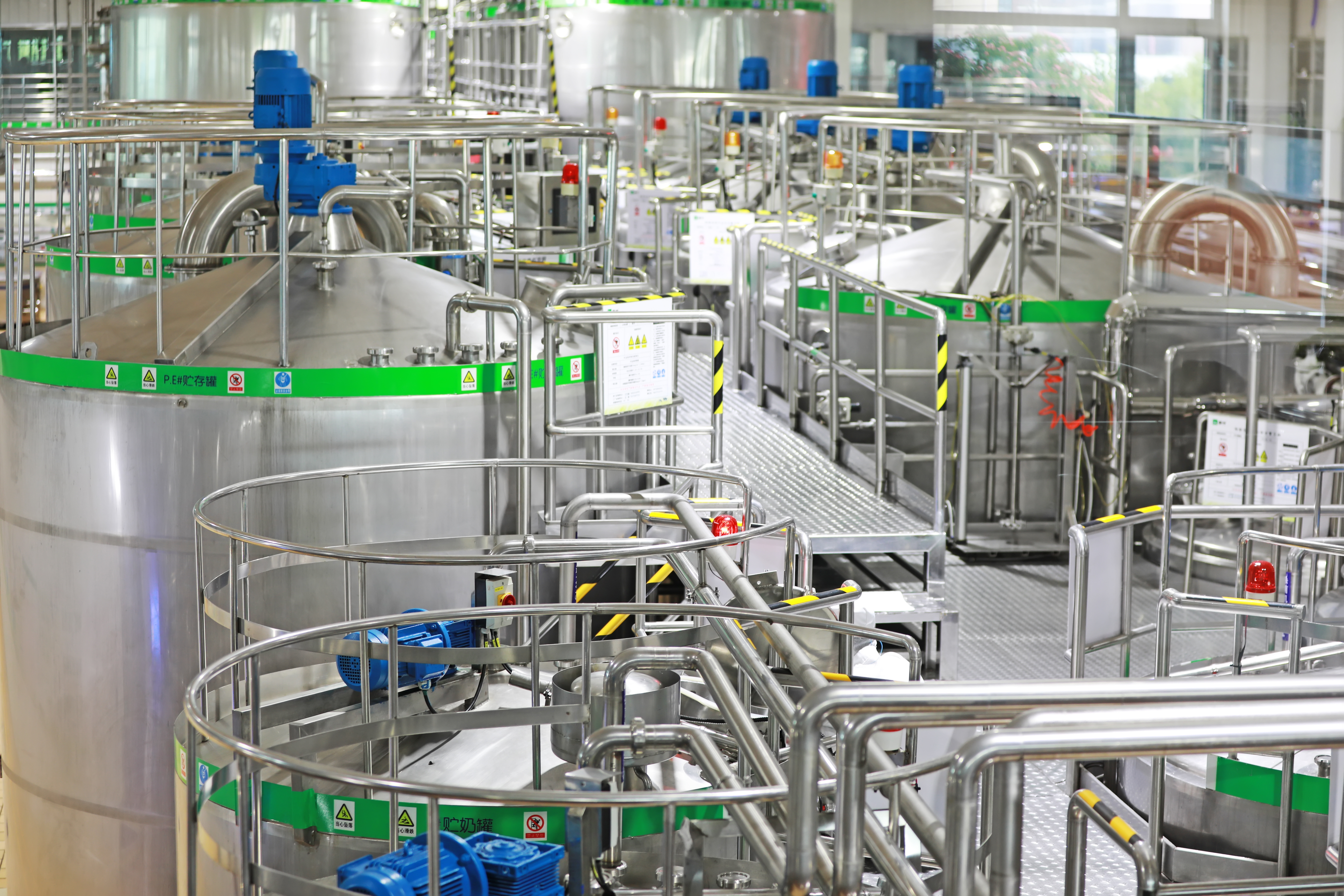 Why Choose LED Lighting for Your Food Processing Plant?