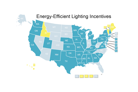 Energy Efficient Lighting: Save With LEDs