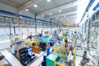 Savings, Safety, and Productivity – Benefits of Industrial LED Lighting