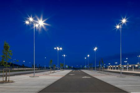 Three Benefits of LED Parking Lot Lighting
