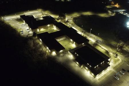 Campus Lighting Safety Benefits of LED Lights
