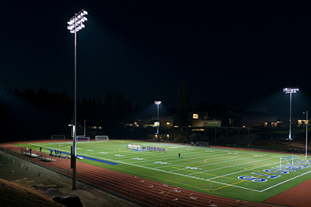 Three Reasons to Upgrade Your Field with LED Sports Lighting