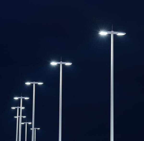 History of Street Lighting in the USA