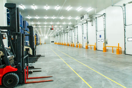 Food Processing Lighting Fixtures & Types - LED Options Explained
