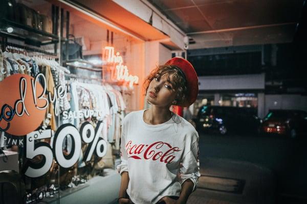 Marketing influenceurs et black friday