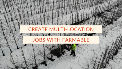 Create Multi-Location Jobs with Farmable