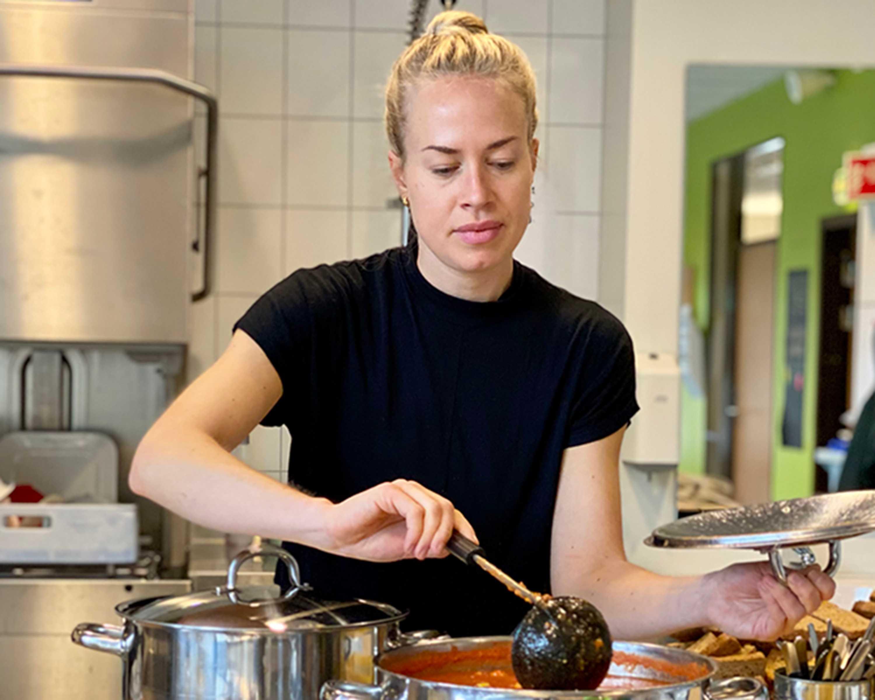 Månedens kokk:Susanne Tiller inspirerer barn til å spise sunt og godt